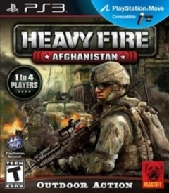 Heavy Fire: Afghanistan [PS3, Wii]