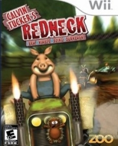 Calvin Tucker's Redneck: Farm Animals Racing Tournament