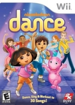 Nickelodeon Dance [Wii]