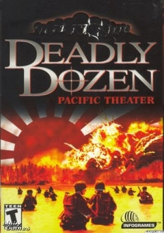 Deadly Dozen: Pacific 2 Theater