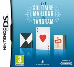 3 in 1: Solitaire, Mahjong and Tangram