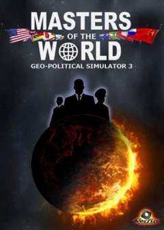 Masters of the World - Geopolitcal Simulator 3