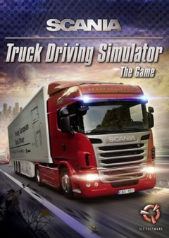Scania: Truck Driving Simulator The Game