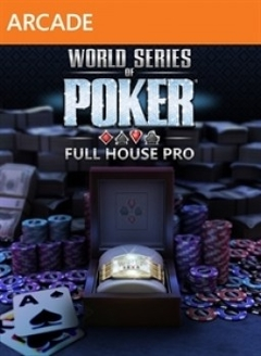 World Series of Poker Full House Pro