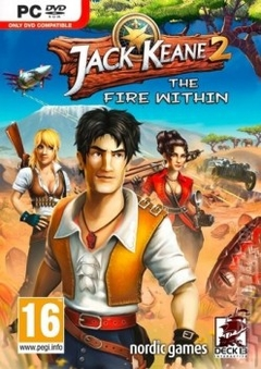 Jack Keane 2: The Fire Within