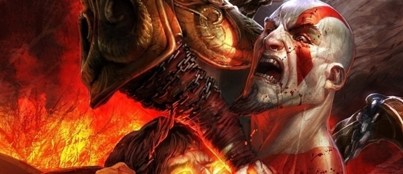 God of War III - сравнение версий для PlayStation 4 и PlayStation 3 от Digital Foundry