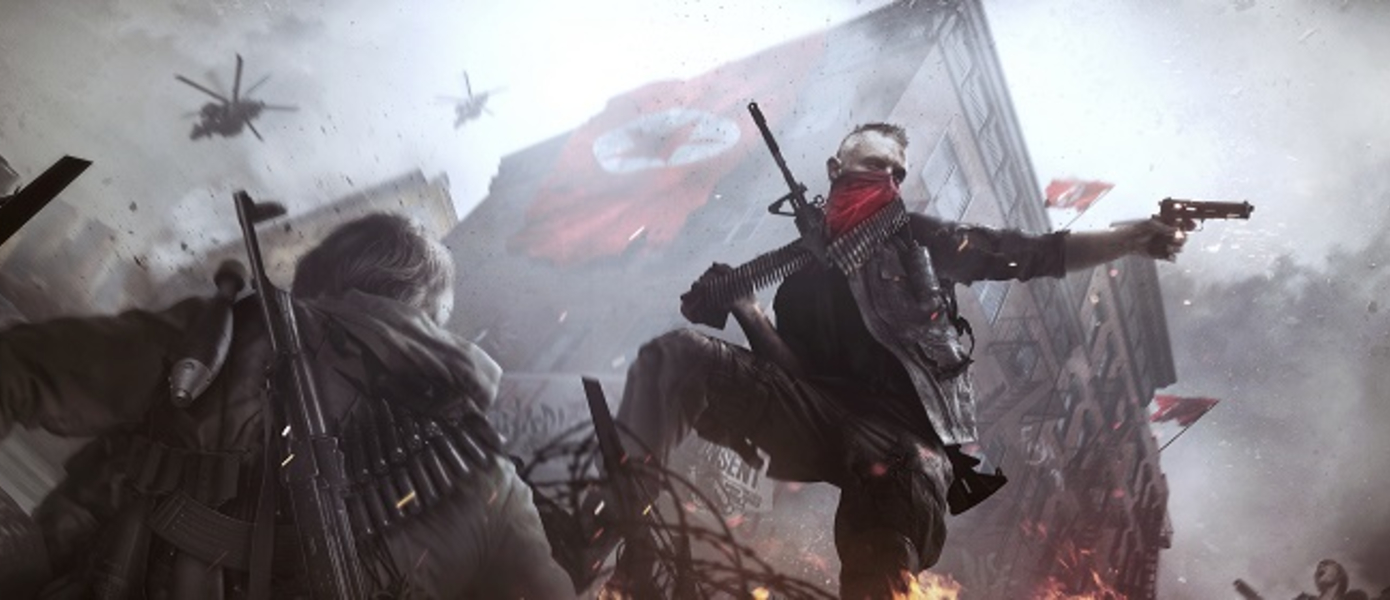 Перестроим Америку вместе в новом трейлере Homefront: The Revolution -