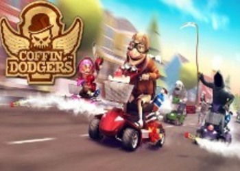 Coffin Dodgers - launch-трейлер
