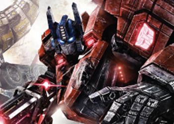 Transformers: Fall of Cybertron - экшен от High Moon Studios вышел на Xbox One и PlayStation 4