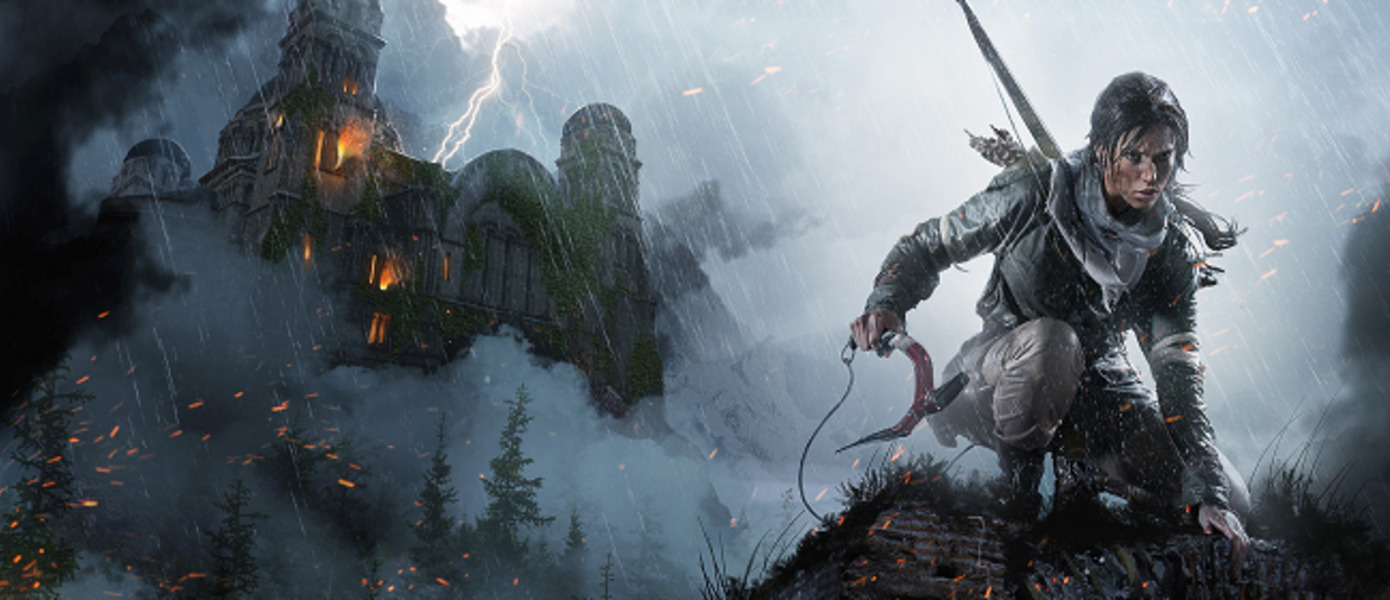 Sony анонсировала бандл PlayStation 4 с Rise of the Tomb Raider и Uncharted 4