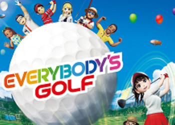 Everybody's Golf датирована для PlayStation 4