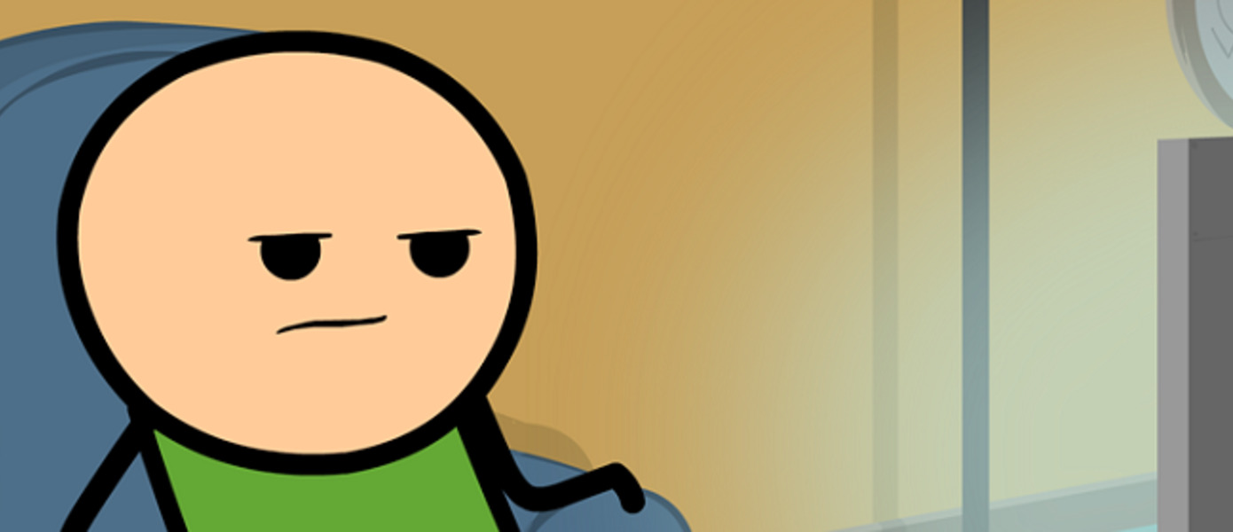 The Cyanide & Happiness Game - представлен тизер-трейлер