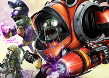 Слух: EA готовит анонс Plants vs. Zombies: Garden Warfare 3