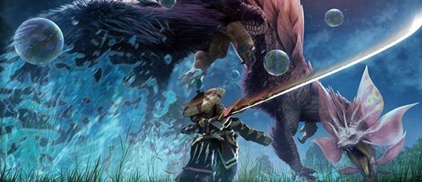 Monster Hunter Generations Ultimate - опубликован трейлер коллаборации с The Legend of Zelda: Breath of the Wild