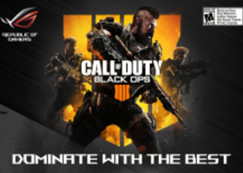 Call of Duty: Black Ops IIII - ASUS Republic of Gamers объявила о совместной акции с Activision
