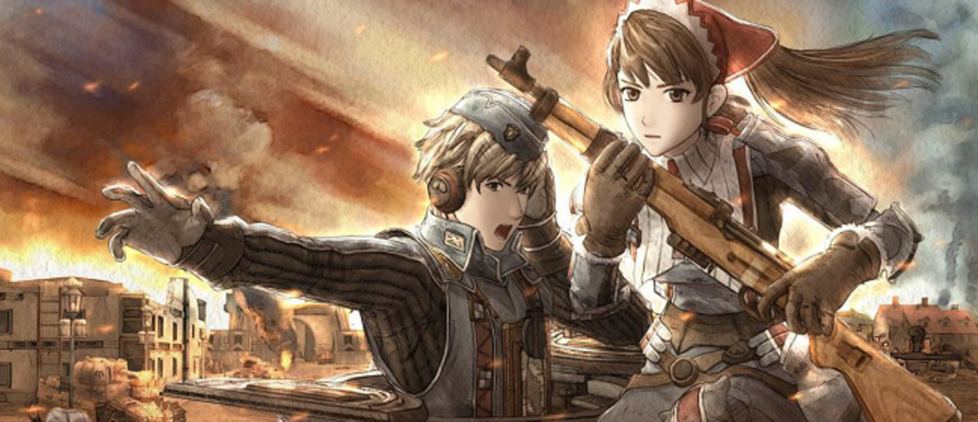 Valkyria Chronicles вышла на Nintendo Switch (Обновлено)