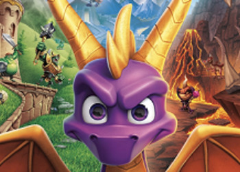 Spyro: Reignited Trilogy  - физические копии трилогии, возможно, будут распространяться на нескольких Blu-Ray дисках