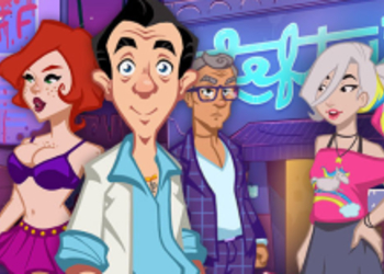 Leisure Suit Larry - Wet Dreams Don't Dry - состоялся релиз адвенчуры в Steam