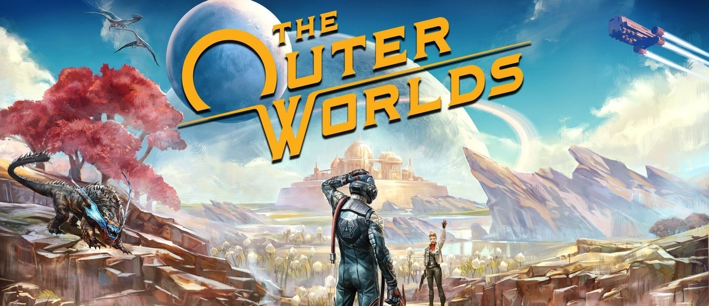 The Outer Worlds - духовный наследник Fallout от Obsidian Entertainment анонсирован для Nintendo Switch