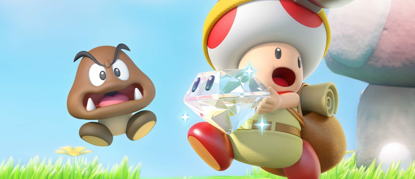 Switch-версия Captain Toad: Treasure Tracker получила поддержку VR