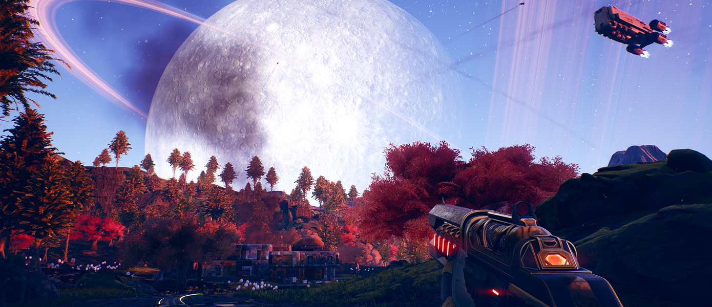Microsoft о Double Fine Productions и продолжении The Outer Worlds