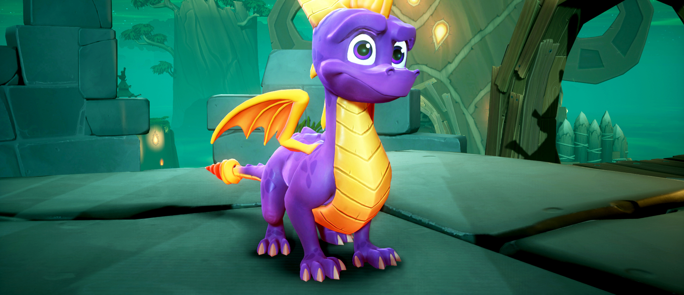 Spyro: Reignited Trilogy - дракончик Спайро спешит на Nintendo Switch и PC. Activision представила релизный трейлер сборника