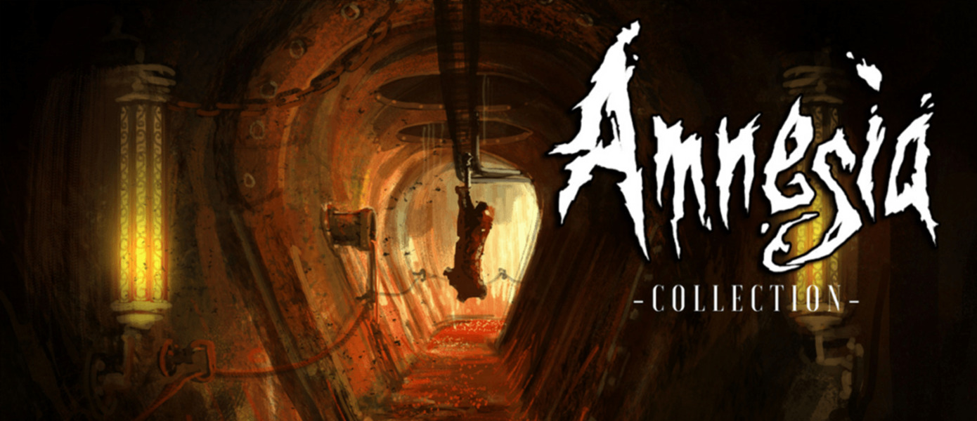 Amnesia: Collection внезапно вышла на Nintendo Switch