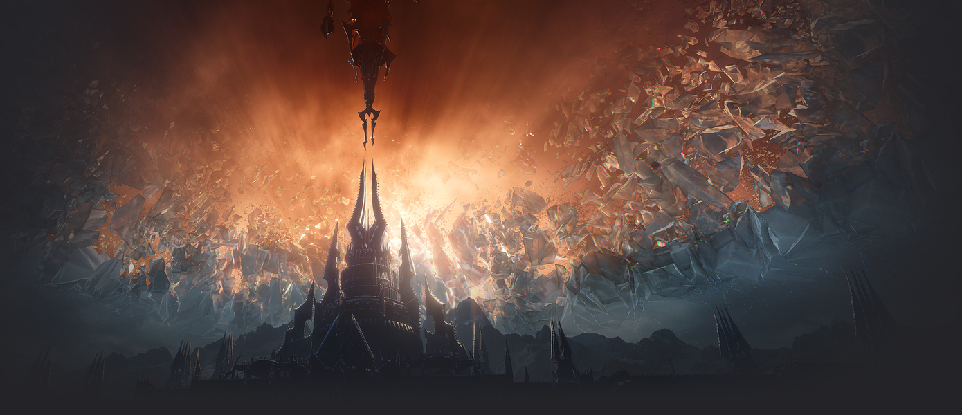 Blizzard грозит превратить World of Warcraft: Shadowlands в хардкорный