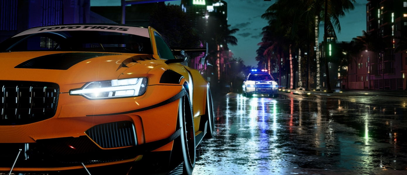 Need for Speed: Heat уже стартовала в Origin Access и EA Access