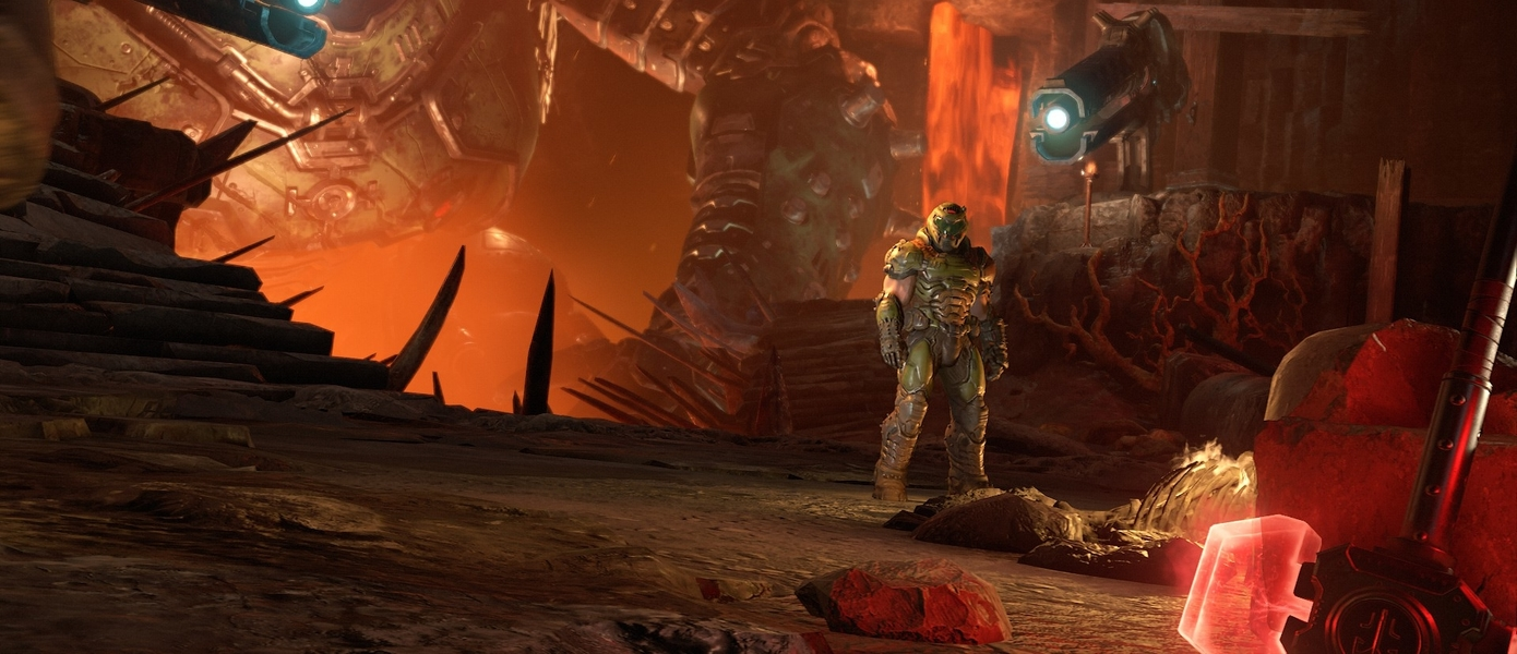 Народная игра: DOOM Eternal установила рекорд в Steam