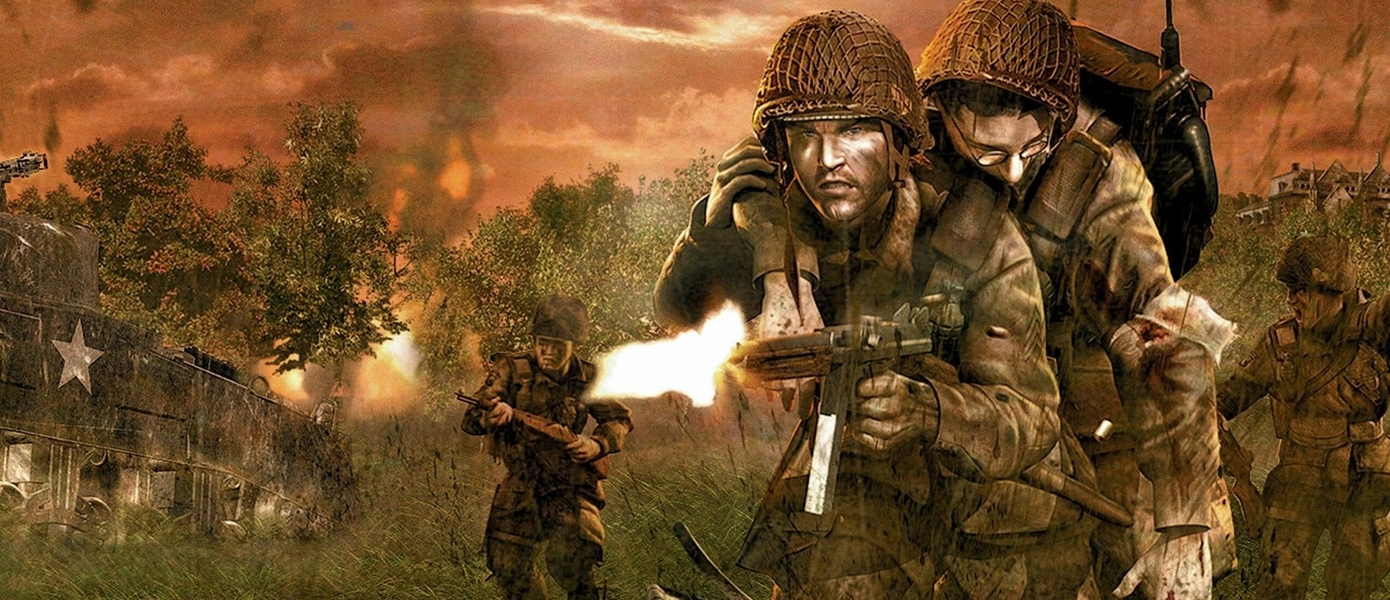 Gearbox работает над телесериалом Brothers in Arms