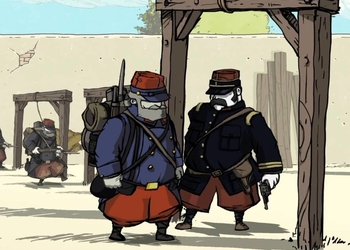Прохождение Valiant Hearts: The Great War
