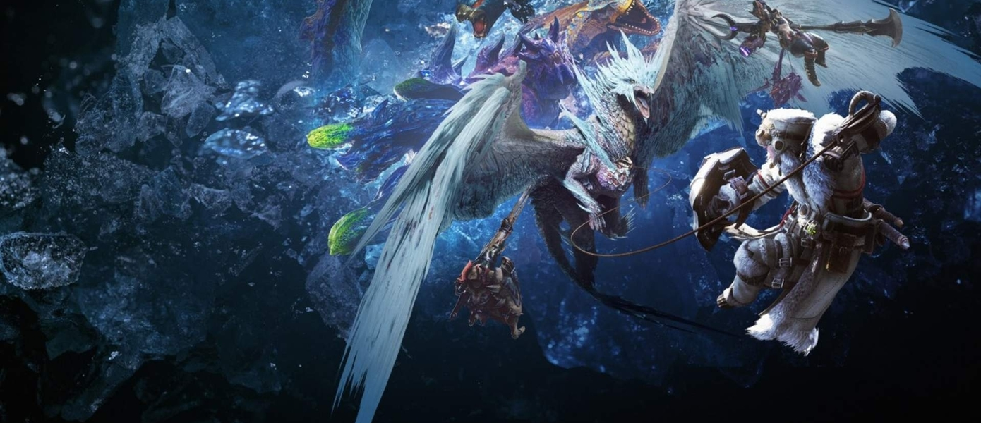 Dragon Alatreon And A New Variation Of Bariot Capcom Revealed The