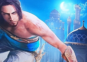 Утечка: Появились первые изображения ремейка Prince of Persia: The Sands of Time