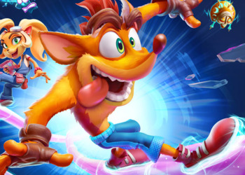 Бандикуты, на старт: Activision представила релизный трейлер Crash Bandicoot 4: It's About Time