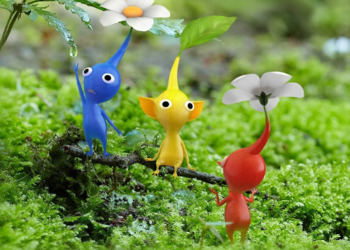 Бесплатно для всех на Switch: Nintendo выпустила демку Pikmin 3 Deluxe
