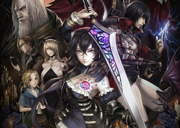 Мобильные вампиры:  Bloodstained: Ritual of the Night анонсирована для iOS и Android