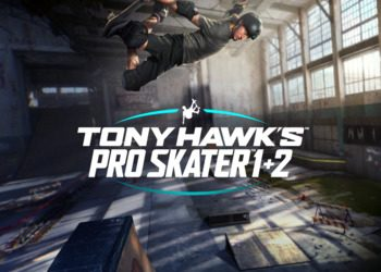 Activision тизерит выпуск Tony Hawk's Pro Skater 1+2 на PlayStation 5, Xbox Series X|S и Switch