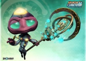 GC09: Новый трейлер Ratchet & Clank: A Crack in Time