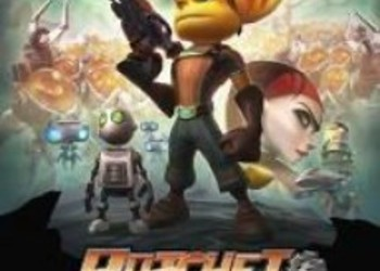 Ratchet & Clank: A Crack in Time на золоте