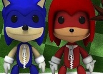 Little Big Planet - Sonic the Hedgehog Edition