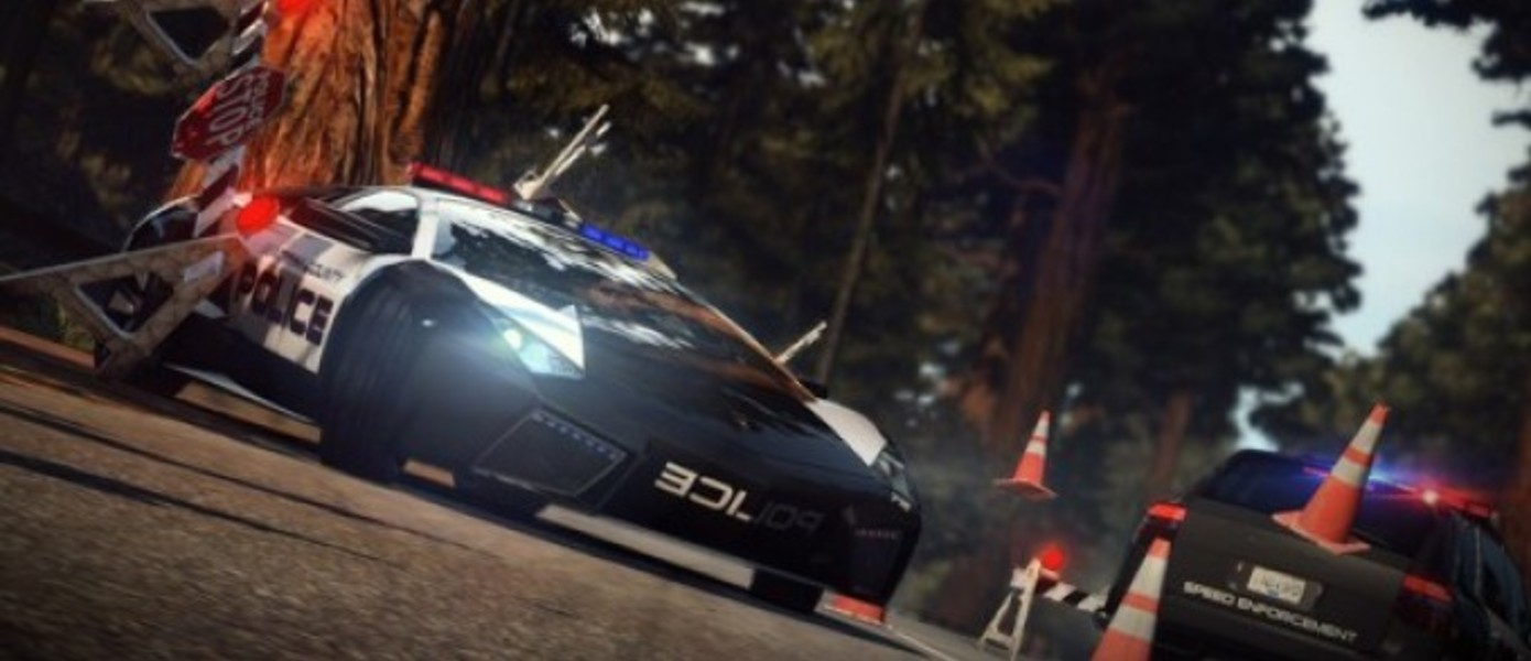 Criterion Games уже работают над DLC к Need For Speed: Hot Pursuit