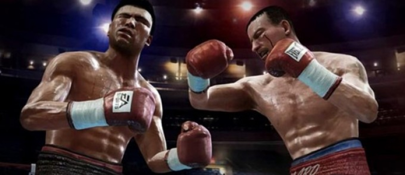 Бокс-арт Fight Night Champion