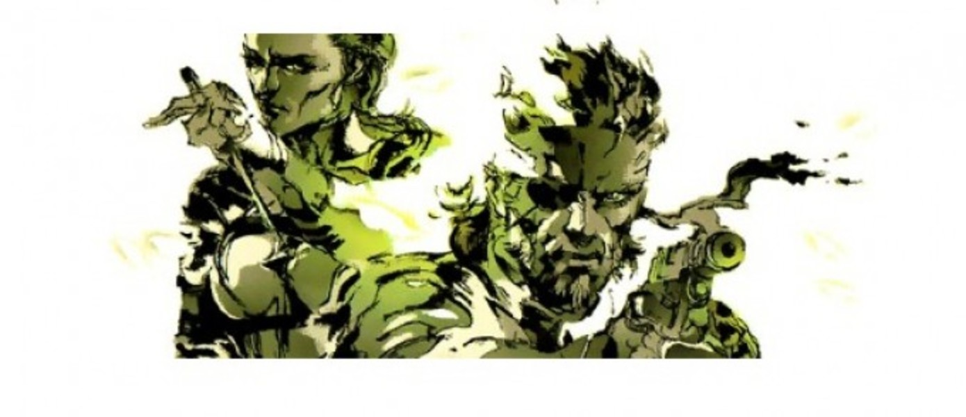 Metal Gear Solid HD Collection - новые скриншоты