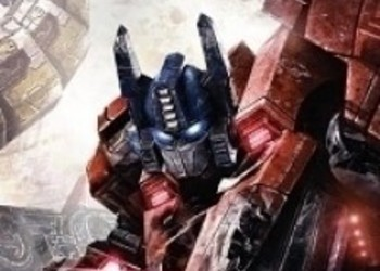 Transformers: Fall of Cybertron - launch трейлер