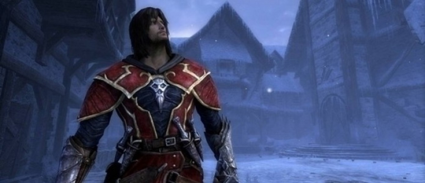 Castlevania: Lords of Shadow 2 - новый скриншот