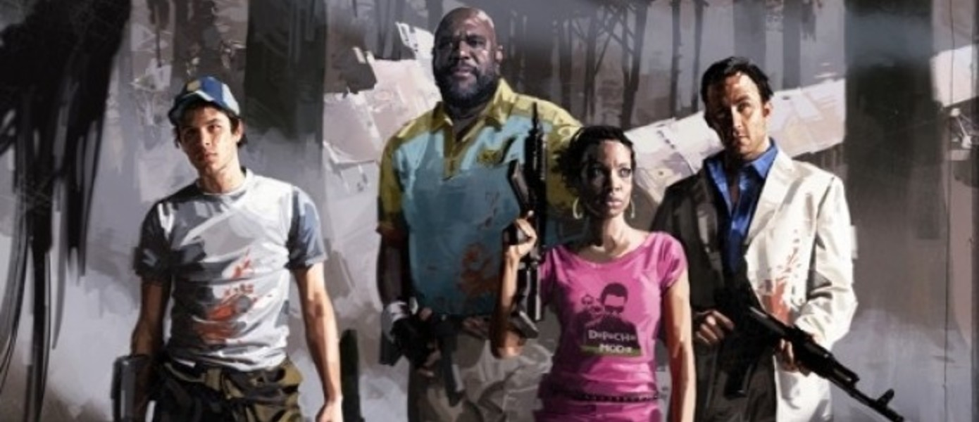 Valve запустила Steam Workshop для Left 4 Dead 2