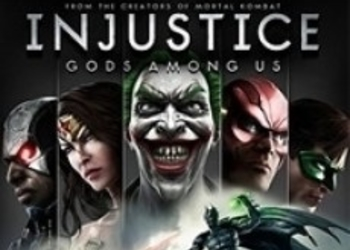 Injustice: Gods Among Us стартовал на вершине британского чарта