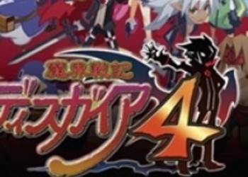 Disgaea 4 Return анонсирован для PlayStation Vita