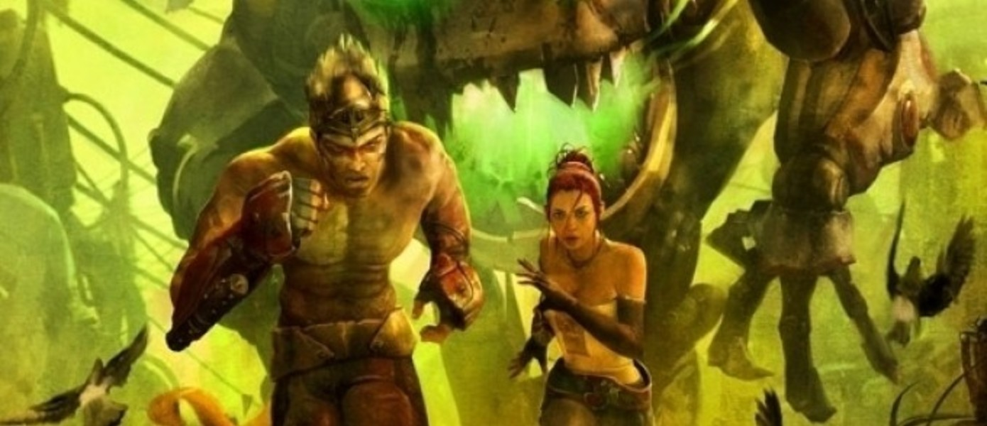 Enslaved: Odyssey to the West – Premium Edition доступен в Steam и PSN (UPD: Релизный трейлер)